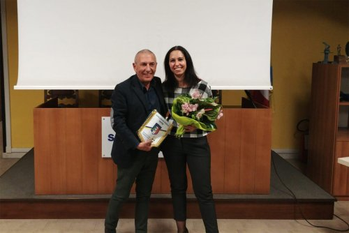 Verona e la guida al regolamento: Francesca Crispo
