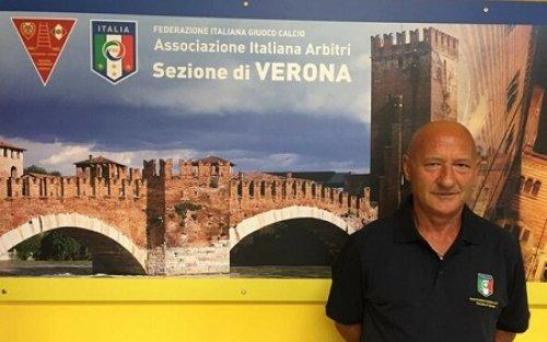 Claudio Fidilio eletto alla Presidenza della Sezione scaligera
